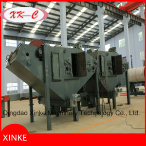 Stainless Steel Plate Shot Blasting Cleaning Machine/Equipment pictures & photos