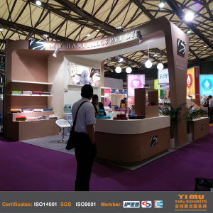 Exhibition Stand Design Builders in Intertextile Shanghai pictures & photos