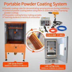 Manual Electrostatic Powder Coating Gun pictures & photos