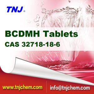 High Quality Bcdmh 20g Tablets for Water Treatment From China Factory Suppliers pictures & photos