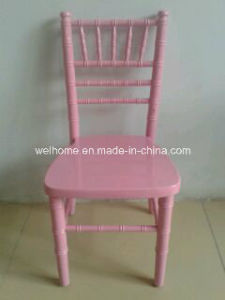 Wooden Children Chiavari Chair for Party and Wedding pictures & photos