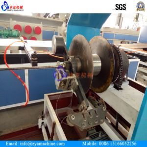 Wire Spiral Strengthened Pipe Hose Extrusion Machine pictures & photos