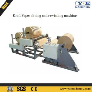 Slitting Machine for Paper Shopping Bag (FQZ-1300) pictures & photos