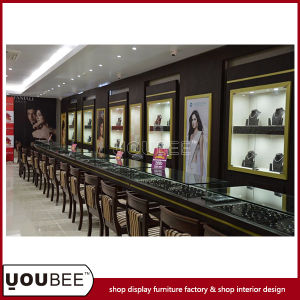 Factory Supply Jewelry Display Showcases for Shopping Mall pictures & photos