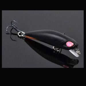 Minnow Bait 42mm 2.8g Fishing Hard Lures with Movable Steel Balls Lifelike 3D Fish Eyes pictures & photos