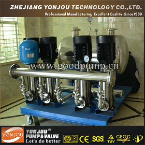 Water Treatment Euipment, Water Pump Set, Water Equipment for Building pictures & photos