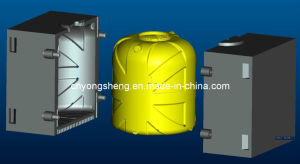 Blowing Water Tank Bottle Mould pictures & photos