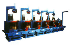 Pulley Type Wire Drawing Machines with CE (LW-6/560) pictures & photos