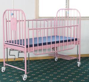 Thr-CB15 2-Crank Hospital Children Bed pictures & photos