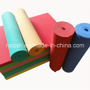 Wholesale Colourful Plastic EVA Insulation Material Foam Roll pictures & photos
