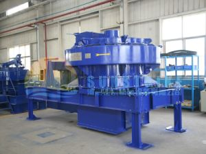 Artificial Sand Making Machine with Large Feeding Size