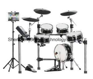 Top Quality Drum Kit / Electronic Drum Sets (D301-1) pictures & photos