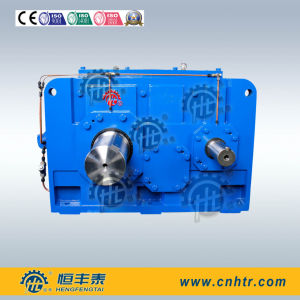 Hh Series Helical Industrial Parallel Gear Speed Reducer pictures & photos