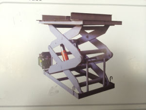 Double Layers Hydraulic Lift for Saw Table pictures & photos