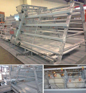 Layer Chicken Farm Battery Poultry Cage Feeding Equipment pictures & photos