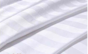 C100 60*40 173*120 Sateen for Hotel Use Fabric Bedding Fabric