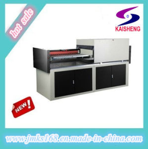 36 Inches Glossy Crystal Cover Making Machine