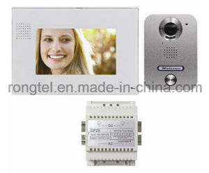 Video Door Phone Set for Villa Intercom System pictures & photos