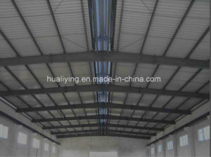 Steel Roofing Structure/ Steel Structure Warehouse Manufacturer in Guangzhou pictures & photos