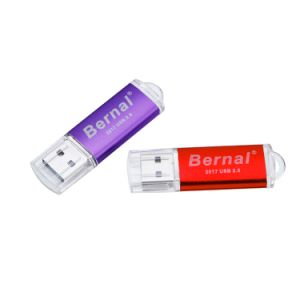 High Speed USB Flash Drive Disk Metal USB Flash Memory Stick USB Pendrive 64GB 32GB 16GB 8GB USB Flash Drives Pen Drive (TF-0142) pictures & photos