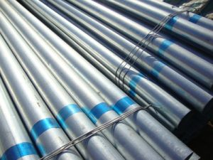 BS 1387 Galvanized Steel Pipe (Threaded) ASTM a 53 Gr B Galvanized Pipe pictures & photos