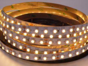 Single Row DC12V/24V 120PC 3528SMD 6-7lm LED Strip Light pictures & photos