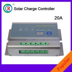 Intelligent PWM Solar Charge PWM Solar Controller Manual
