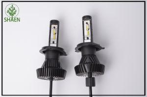 Philips H4 H/L Car LED Headlight Wholesale 4500lm 6s pictures & photos