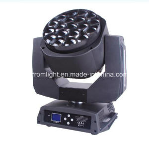 DMX Control 19PCS X 15W LED Moving Head Big Eye Stage Lighting pictures & photos