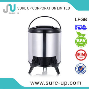 Stainless Steel Outer and Aluminum Inner Vacuum Water Jar (WSDA) pictures & photos