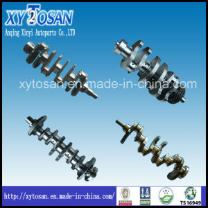 Crankshaft for Mitsubishi 4D30 pictures & photos