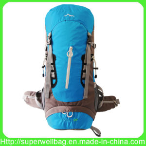 Outdoor Professional Polyester High Capacity Backpack for Camping/ Travel (SW-0752)