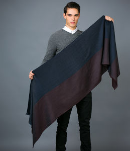 100% Men′s Cashmere Scarf Cashmere Scarf pictures & photos
