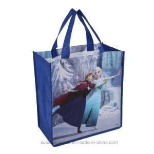 Cartoon Printed Non Woven Bag with Lamination pictures & photos