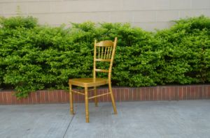 Metal Versailles Chair, Aluminum Napoleon Chair pictures & photos