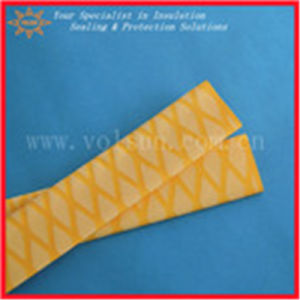 20mm Yellow Non-Slip Heat Shrink Sleeve pictures & photos