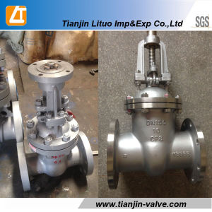 BS Resilient Seated Rising Stem Gate Valve Pn16 pictures & photos