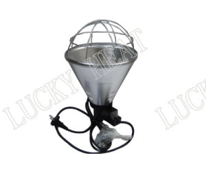 Infrared Lamp Shade Housing Reflector Holder