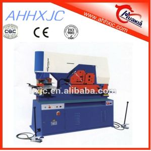 Q35y-25 Hydraulic Ironwoker (angle bar cutting machine) pictures & photos
