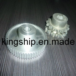 Alloy Steel CNC Machining Turning Parts pictures & photos