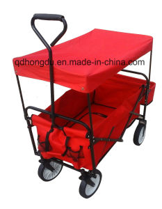 Outdoor Multi-Function Folding Bike Cart Shop pictures & photos