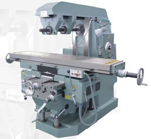 Knee-Type Universal Horizontal Milling Machine, Table 2000X428mm pictures & photos