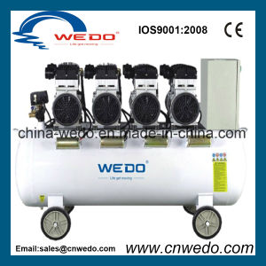 Wdw1100*4-180 Oilless (oil -free) Air Compressor (1.1KW/4HP) pictures & photos