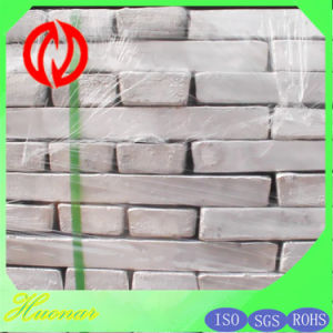 99.90% Magnesium Alloy Ingot Low Price pictures & photos