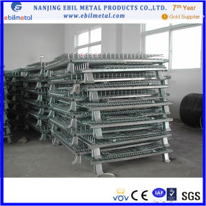 Popular Fold Wire Container (EBEIL-ZDCCL) pictures & photos