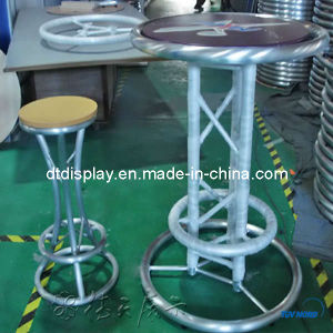Bar Table and Chairs for Trade Show Booth (AB 130)