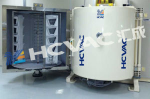 Hcvac Head Lamp Vacuum Coating Machine, Car Light PVD Coating Machine pictures & photos