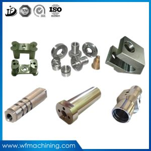 OEM Aluminum/Stainless Steel/Cooper/Brass CNC Lathe Milling Machining Part of Sewing Machine pictures & photos