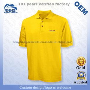 Wholesale Custom Logo Designed Uniforms University Polo Shirts, High Quality Men′s Personalized Ahot Sale Hight Quality Polo Tshirts, Custom Polo T-Shirts