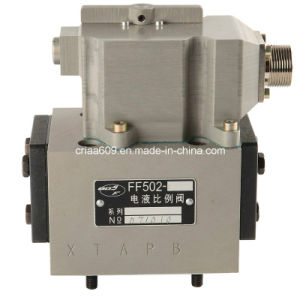 609 FF-502 Electro-Hydraulic Flow Control Servo Valve pictures & photos